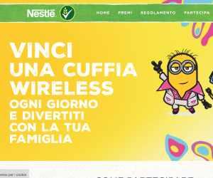 www.nestle-cereals.com minions 2