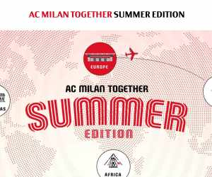 AC MILAN TOGETHER SUMMER EDITION