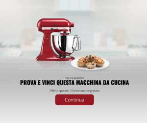 Premio dell'Anno 2020 - Kitchen Aid