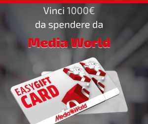 GIORNO UNICO - Mediaworld