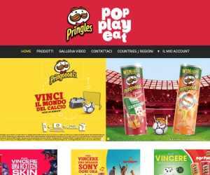 Pringles Passione d'estate