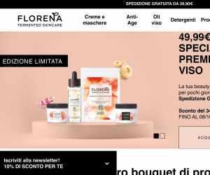 FLORENA FERMENTED SKINCARE TI PREMIA: PROVA IL POTERE DELLA FERMENTAZIONE