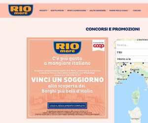 Rio Mare – C'è più gusto a mangiare italiano