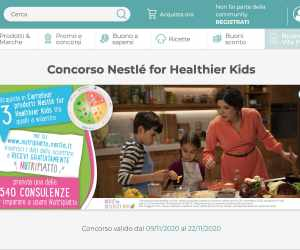 Nestlé For Healthier Kids