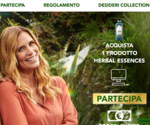 VINCI 10€ CON HERBAL ESSENCES