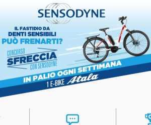 SFRECCIA CON SENSODYNE