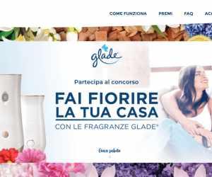 Fai fiorire la tua casa con Glade