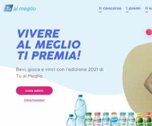 TU AL MEGLIO 2021 CATALOGO BENESSERE