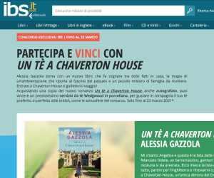 PARTECIPA E VINCI CON UN TÈ A CHAVERTON HOUSE