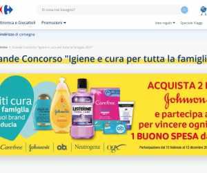 Igiene e cura per tutta la famiglia 2021