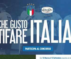 CHE GUSTO TIFARE ITALIA!