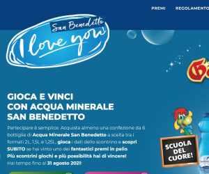 San Benedetto I Love You 2021