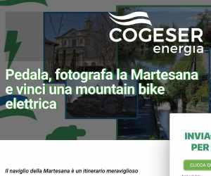 Pedala, fotografa la Martesana e vinci una mountain bike elettrica