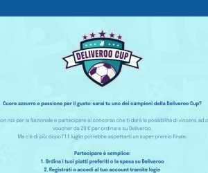 Deliveroo Cup