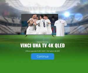 Premio dell'Anno 2020 - TV SAMSUNG 4K