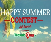 HAPPY SUMMER CONTEST