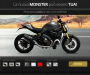 VINCI DUCATI MONSTER
