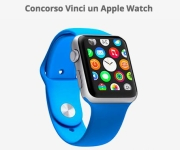 Concorso Vinci un Apple Watch
