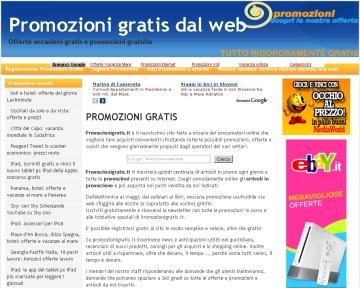 Occhio al Prezzo - Promozionigratis.it - Vincere Buoni Sconto e Voucher,