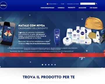 Nivea Calendario Avvento.Nivea Calendario Dell Avvento 2013 Nivea Beiersdorf Spa
