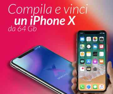 RISPONDI E VINCI 2017-2018 - IPHONE X